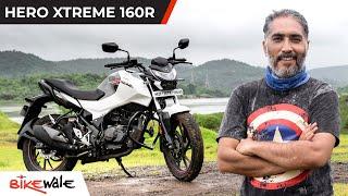 Hero Xtreme 160R BS6 Review   Best Hero Motorcycle Yet. Here's Why…   BikeWale