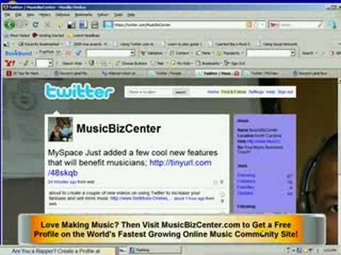 Platinum Millennium - How to Use Twitter to Make More Money - Part I