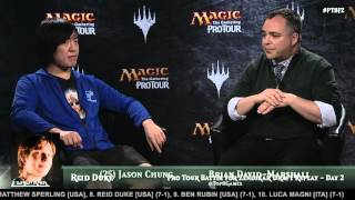 Pro Tour Battle for Zendikar Feature Draft: Reid Duke