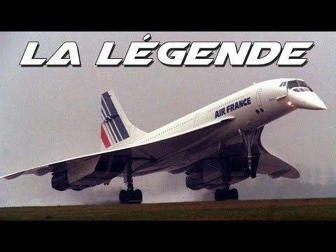 Maquette avion : Concorde Air France