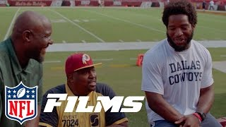 Alfred Morris' Special Bond with his Stadium Fam: Football is Family | NFL Films Presents
