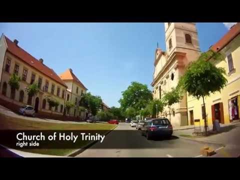 Sombor in Serbia: city tour