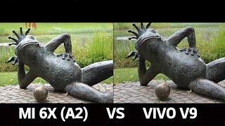 XIAOMI MI A2 (6X) VS VIVO V9 CAMERA TEST COMPARISON