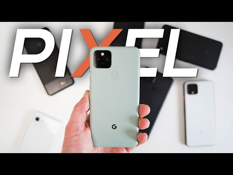 Grab the Pixel 4a 5G at its lowest price ever!
