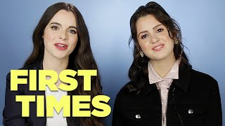 Laura And Vanessa Marano Tell Us About Their Firsts