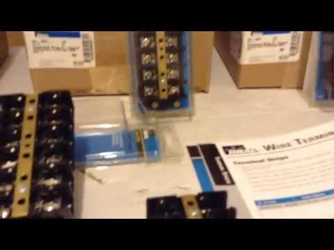 Bloque De Terminales De 5 V/ías De Maniobra,Bloque De Terminales Conectores Reutilizables,Bloque De Terminales Conector De Cables El/éctricos Paquete De Alambre-pcs 40, 5 vias