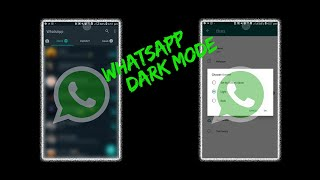 Cara Mudah Pakai Dark Mode WhatsApp Beta di Ponsel Android