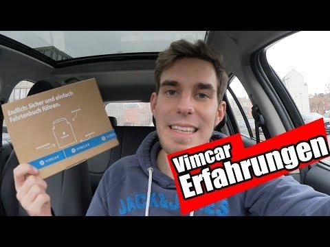 Meine VIMCAR Fahrtenbuch Erfahrungen! Wie schlägt sich das elektronische Fahrtenbuch im Test?