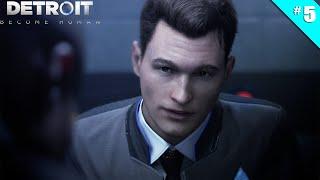 Detroit: Become Human - Ep 5 - L'interrogatoire - Let's Play FR HD