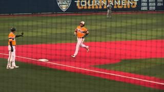 Kent State Baseball vs. Pitt 3.16.16