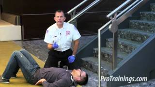 Spinal Injury - Jaw Thrust