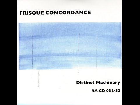 FRiSQUE CONCORDANCE :: Hot and Cold (free jazz 2o21) online metal music video by FRISQUE CONCORDANCE