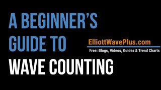A Beginners Guide to Wave Counting | Elliott Wave Plus