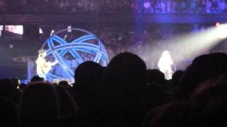 Garth Brooks with Trisha Yearwood World Tour Chicago 28 Walkaway Joe
