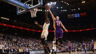 "NBA - ""SHORT"" Player Blocks ""TALL"" Player Moments"