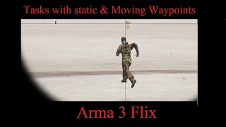 ARMA 3 EDITOR TUTORIAL - WAYPOINT 5  How to make a unit