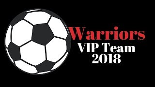 VIP Soccer Video: 1st Game 2018