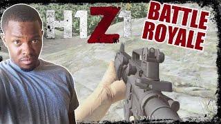 H1Z1 Hardcore Battle Royale Gameplay - BRAND NEW MODE!  | H1Z1 Hardcore Mode