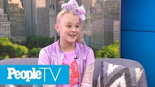 JoJo Siwa On Former 'Dance Moms' Coach Abby Lee Miller: She Taught Me How To Sink Or Swim | PeopleTV