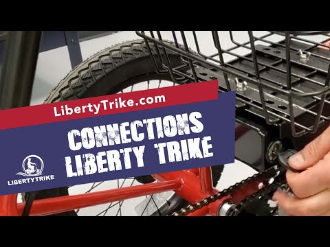 Liberty Trike | Checking Connections on the Liberty Trike.