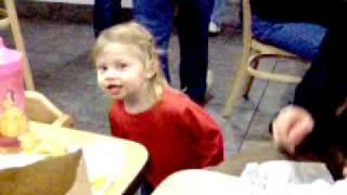 Olivia Toddler Dance Clash Train in Vain