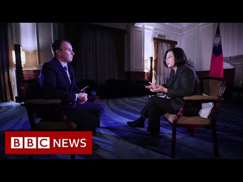China warned to show Taiwan respect - BBC News