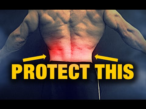 Video Low Back Pain Relief (ONE MOVE!)