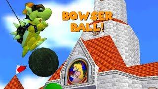 A SM64 parody: Bowser Cyrus - Wrecking Ball