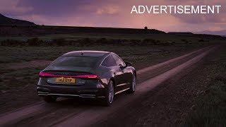 The NEW Audi A7 | #Ad