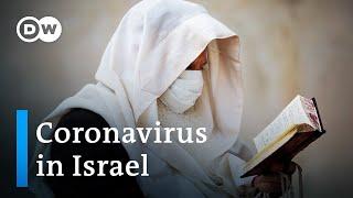 Israels Bnei Brak A Coronavirus Hotspot For Ultraorthodox Jews | DW News