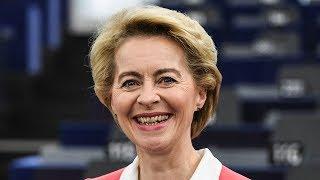 video: Ursula von der Leyen is certainly going to have her hands full