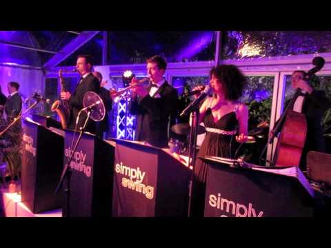 7 Piece London Swing Band