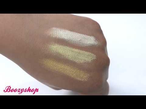 Makeup Revolution Makeup Revolution Renaissance Illuminate Gleaming Gold