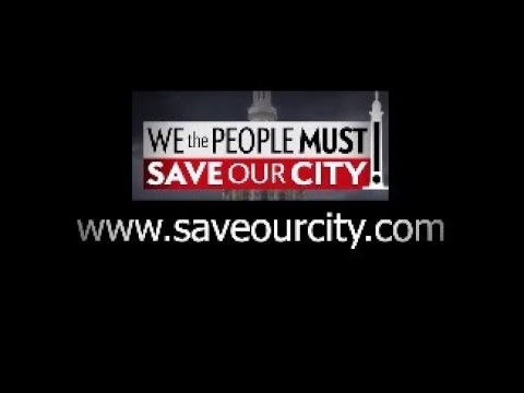 Save Our City-Follow the Money
