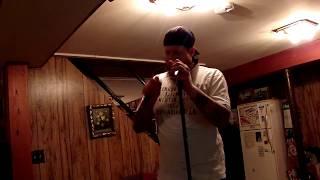 Mike Venom - Blue Eyed Suicide Across Five Aprils Vocal Cover