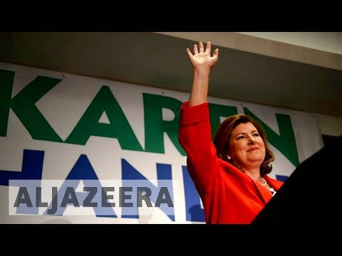 Republican Karen Handel wins key Georgia election