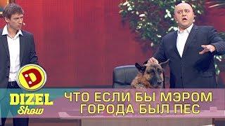 Мэр собака - подставил своего заместителя | Дизель шоу 2017 Юмор и  приколы