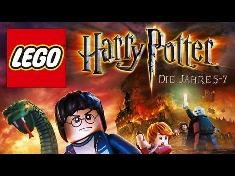 Видео № 2 из игры LEGO Гарри Поттер: годы 5-7 - OWL Mini-toy Edition [PS3]