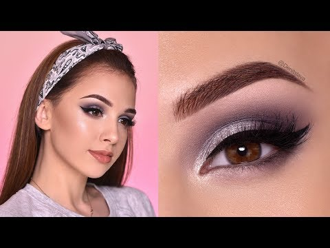 Chatty Holiday Glam Makeup Tutorial | Playing With Makeup