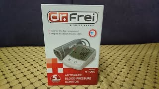 Dr.Frei M-100A - відео 1