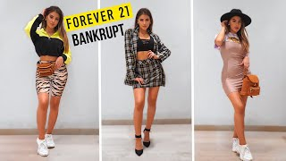 I WENT TO FOREVER 21...to Say Goodbye