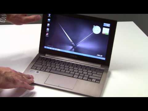 ASUS ZENBOOK UX21E Ultrabook Hands-On Review - HotHardware