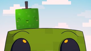 "EPIC MINEQUEST 3 | ""Giant Slime"" by Sam Green Media"