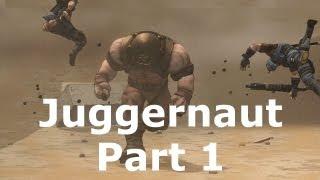 SMsd: Juggernaut Pt.1