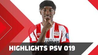 HIGHLIGHTS   PSV O19 - ADO Den Haag O19