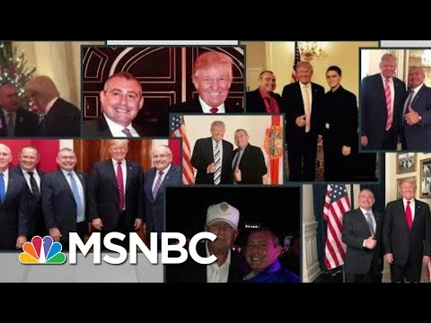 New Document Release Exposes Trump Connections To Parnas, Fruman   Rachel Maddow   MSNBC