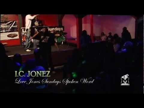 Love Jones Sundays Spoken Word