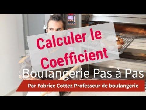 Boulangerie Pas à Pas N°7: Comment déterminer le coefficient multiplicateur. CAP boulanger