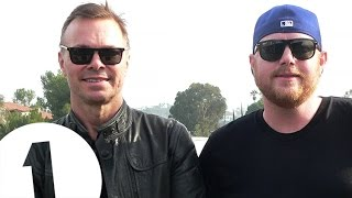 Pete Tong's Guide to LA feat. MK & Eric Prydz