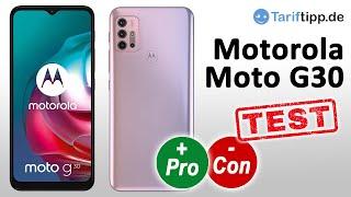 Motorola Moto G30 | Test (deutsch)